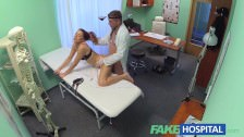 FakeHospital Beautiful Brunettes Wet Pussy