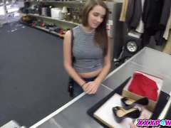 Pawning Sexy Shoes In The Pawnshop