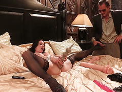 Kendra Lust With Giant Tits Takes Dream Cumshot